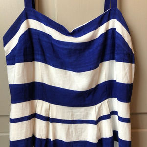 LOFT Dresses - LOFT Striped Dress